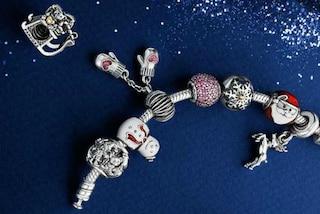 Pandora regala i suoi gioielli per Natale con il calendario dell'avvento