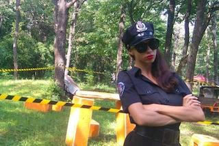 """In Russia un concorso di bellezza per poliziotte: """"Le donne possono essere belle e forti"""""""