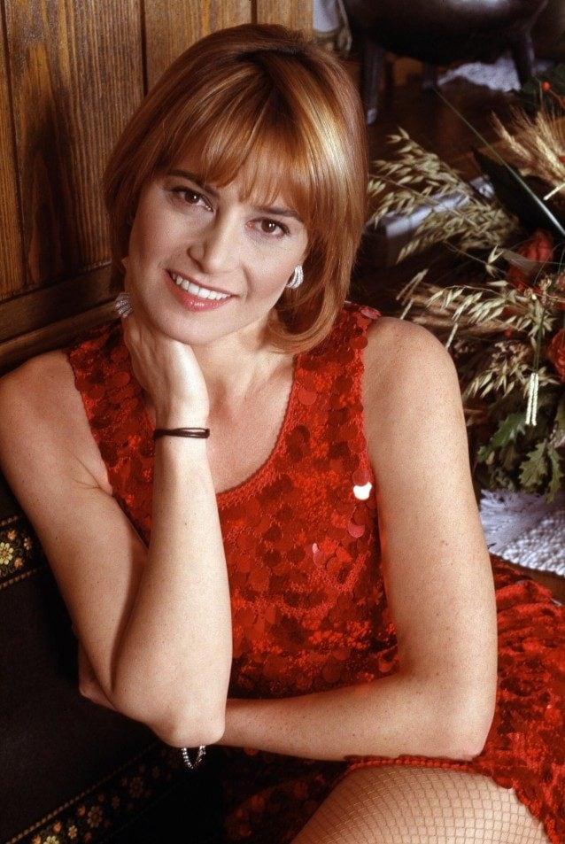 Simona Ventura negli anni '90