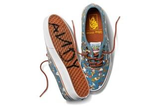 """Vans si spinge """"verso l'infinito e oltre"""" con le scarpe dedicate a Toy Story"""
