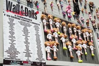 """Il """"Muro delle Bambole"""" diventa un film per la Giornata contro la Violenza sulle Donne"""