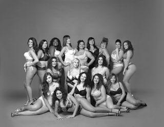 Beautiful Curvy 2017: il calendario che esalta la bellezza delle donne formose
