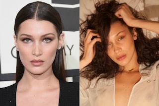 Bella Hadid senza trucco su Instagram: la modella è perfetta anche al naturale