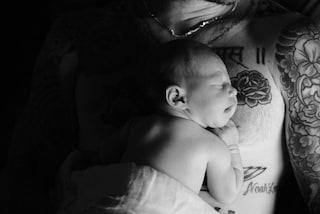 Piccole star appena nate: i famosi che nel 2016 hanno postato i dolci scatti dei figli