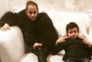 Emme e Max, i figli di Jennifer Lopez sono glamour come la mamma