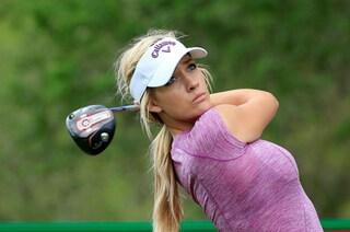 Paige, la golfista più sexy del mondo vittima di cyberbullismo a causa della sua bellezza