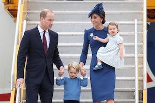 Il Natale di George e Charlotte: ecco come festeggeranno i principini inglesi