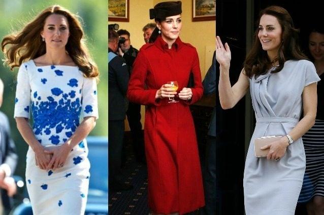 Abito Cerimonia Kate Middleton.Tutti Gli Abiti Che Kate Middleton Ha Riciclato Nel 2016
