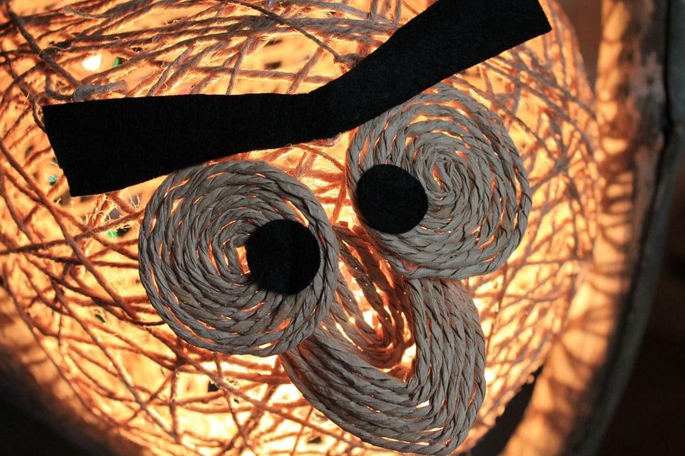 Come costruire una lampada fai da te idee semplici e originali