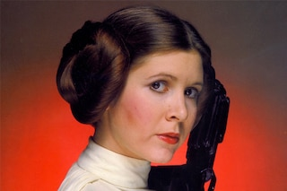 Le acconciature di Leila in Star Wars: Carrie Fisher e gli iconici chignon