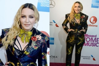 Tigri e papillon di paillettes: Madonna ai Billboard Women in Music