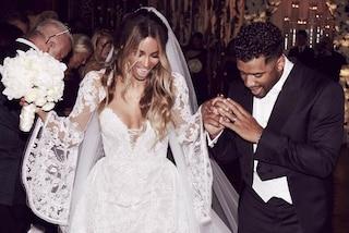 Matrimoni da star: le celebrità che si sono sposate nel 2016