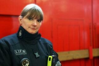 Dany Cotton, la prima donna nella storia a capo dei pompieri di Londra