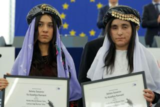 La storia di Nadia e Lamiya: da schiave sessuali a ragazze libere