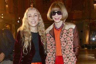 """""""Mi ha insegnato cos'è l'amicizia"""": Anna Wintour ricorda Franca Sozzani"""