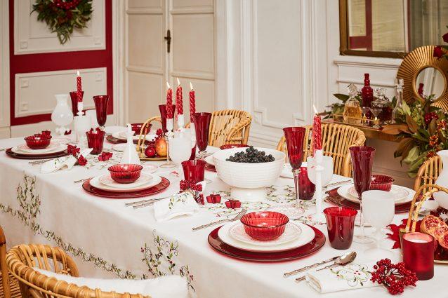 Addobbare La Tavola Di Natale Immagini.Come Apparecchiare La Tavola Di Natale Le Idee Piu