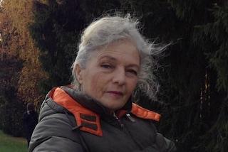 Da biologa a modella: Olga, la nonna che debutta nella moda a 71 anni
