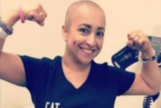 E' morta Ana-Alecia, affrontava il cancro ballando e con il sorriso sul volto
