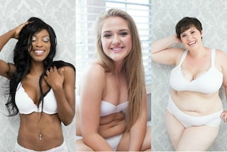 """""""Siamo belle così"""": donne """"reali"""" si spogliano per rivoluzionare gli ideali di bellezza"""