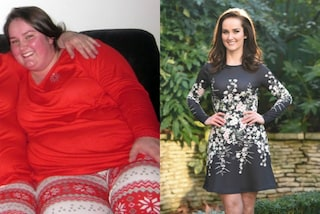 """Il fidanzato non vuole sposarla perché """"grassa"""", Jennifer perde 57 kg e diventa Miss"""