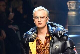 Brandon Thomas Lee, il figlio di Pamela Anderson diventa modello per Dolce&Gabbana