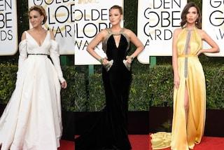 Golden Globes 2017: tutti i look delle star