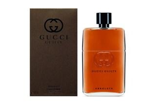 Gucci Guilty Absolute, la nuova fragranza che profuma di cuoio
