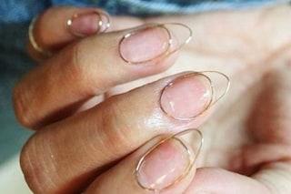 Le unghie della settimana: la manicure con il filo di ferro