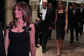 Melania Trump veste Dolce&Gabbana, sul web scoppia la polemica