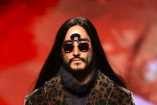 """Occhiali da sole per il """"terzo occhio"""": la moda lanciata alla Milano Fashion Week"""