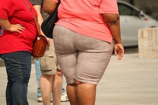 Stacy mostra cosa vuol dire viaggiare in aereo per una persona obesa
