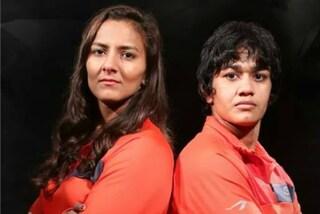 Babita e Geeta, le sorelle diventate lottatrici di wrestling per sfuggire al matrimonio