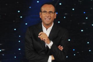 Sanremo 2017: Carlo Conti vestirà Salvatore Ferragamo al Festival