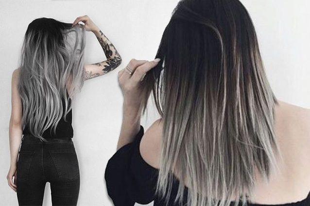 Capelli grigi, il nuovo colore di tendenza del 2017 è il ...
