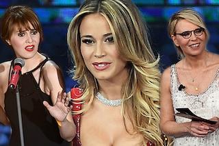 Sanremo 2017, i voti ai make up: Maria delude, Leotta sexy e Cortellesi effetto ceramica