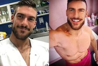 Muscoli e sguardo magnetico: Fran Suarez è l'infermiere più sexy del web