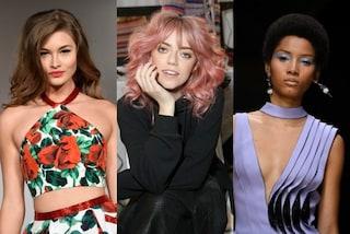 Le modelle da tenere d'occhio alla Milano Fashion Week
