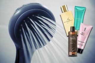 Olio per la doccia: cos'è e come si usa per avere una pelle setosa e morbida