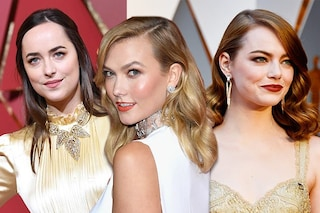 Oscar 2017, i voti ai beauty look sul red carpet