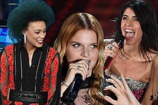 Sanremo 2017, le peggiori acconciature sul palco dell'Ariston