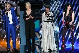 Sanremo 2017: i peggiori look sul palco del Festival