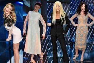 I mille volti di Virginia: la Raffaele torna sul palco di Sanremo