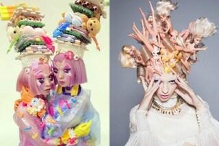 Il parrucchiere che crea le acconciature più folli al mondo