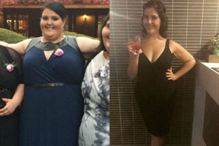 Perde 83 kg in meno di due anni: l'incredibile trasformazione di Anastasia