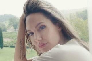Angelina Jolie testimonial Guerlain: a 41 anni è più bella che mai