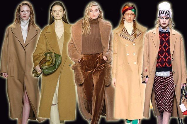 da sinistra Krizia, Erika Cavallini, Max Mara, Gucci, Versace