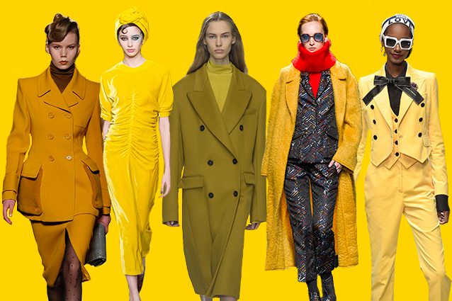 da sinistra Bottega Veneta, Antonio Marras, Jil Sander, Byblos Milano, Dolce e Gabbana