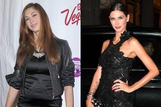 Melissa Satta ieri e oggi: la trasformazione dell'ex velina