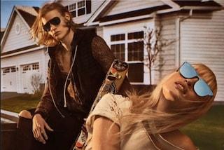 Ray-Ban, i nuovi occhiali da sole tondi, a colori e specchiati