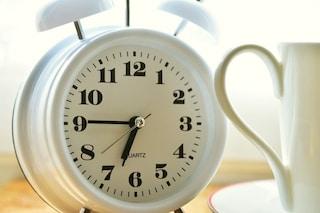 Ora legale e disturbi del sonno: come affrontare al meglio il cambio dell'ora